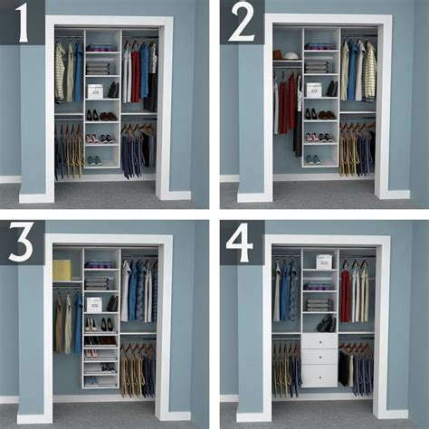 3 Foot Wide Wardrobe by Design Ideas For 6 Foot 3 Foot And 2 Foot Reach In