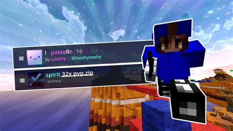 Using The Best Bedwars Texture Packs Youtube
