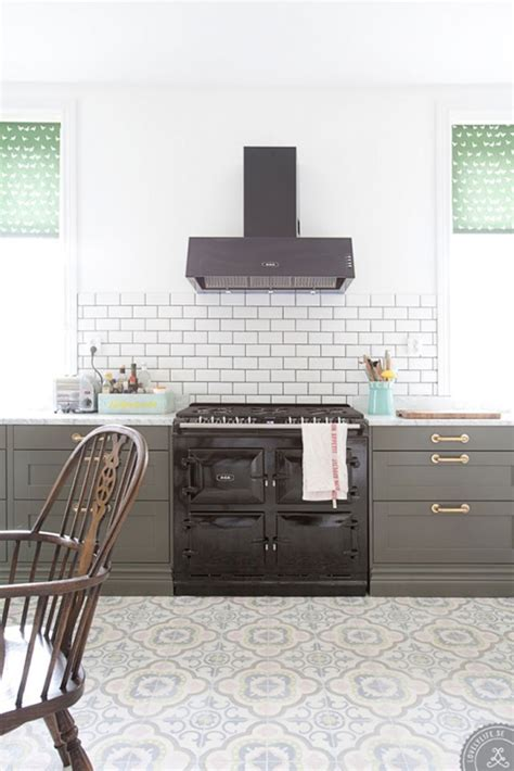 beautiful tiles for kitchen a swedish kitchen with beautiful tiles style files 4398