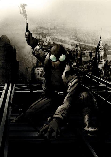 images  spiderman noir  pinterest batman