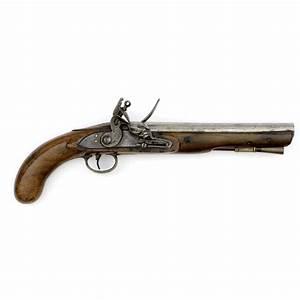 British Flintlock Trade Pistol | Cowan's Auction House ...
