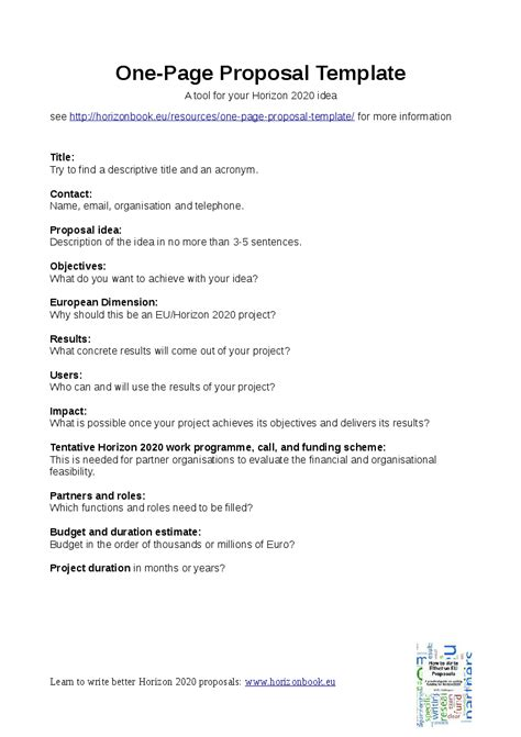 horizonbook  page template preview grants project
