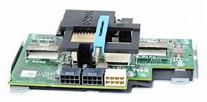 Dell Poweredge M610 M610x Backplane Assembly Controller