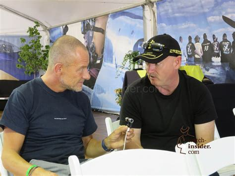 Live from the Reno Air Races: Mark Kelly, former U.S. Navy ...