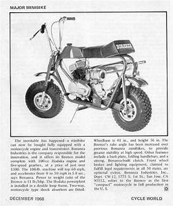 mini bike minibike advertising rupp ruttman fox honda lil With honda mini bikes