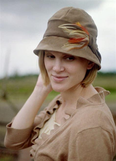 ln cloche hat paper pattern hat patterns  sew