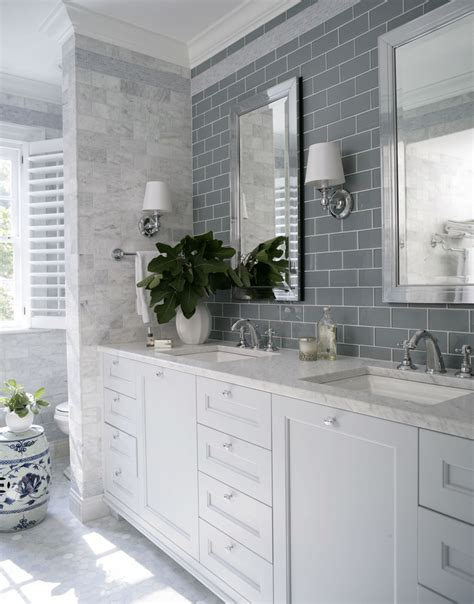 gray tile bathroom ideas brilliant décorating ideas to a bland bathroom come