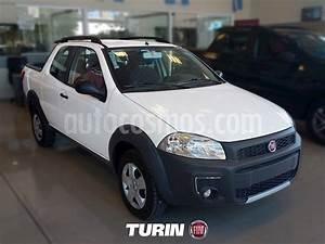 Fiat Strada Working 1 4 Cabina Doble 3 Puertas Nuevo Color