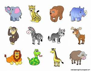 Wild Animals Pictures For Kids | Wallpapers Gallery