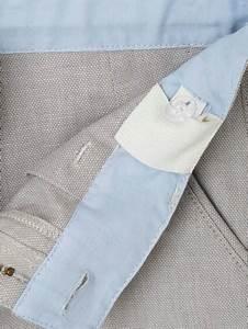 Vêtements En Lin Et Coton : bermuda chino gar on en coton et lin stretch bleu fonc vertbaudet ~ Carolinahurricanesstore.com Idées de Décoration