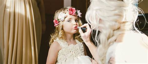 Wedding Hairstyles For Girls : 33 Cute Flower Girl Hairstyles (2017 Update)