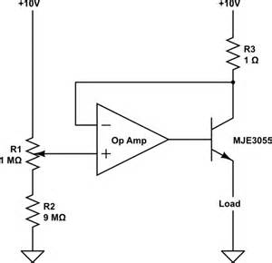 op what does this op transistor circuit do electrical engineering stack exchange