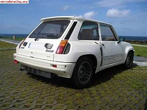 Renault 5 Turbo 2 A Restaurer : vendo renault 5 turbo 2 venta de veh culos y coches cl sicos ~ Gottalentnigeria.com Avis de Voitures