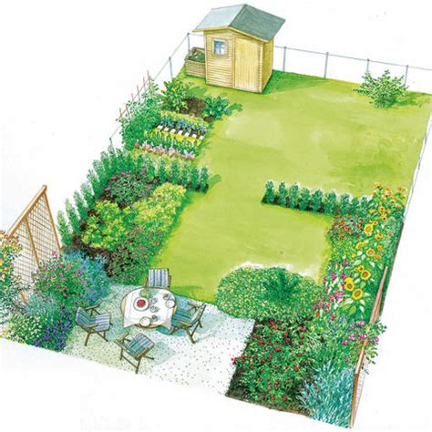 Ideen Garten Aufteilung by Traumgarten Gestalten Mein Sch 246 Ner Garten