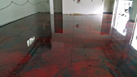 epoxy flooring nh reflector enhancer epoxy floor by day s concrete floors inc in hton nh