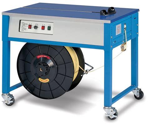 semi automatic plastic strapping machine