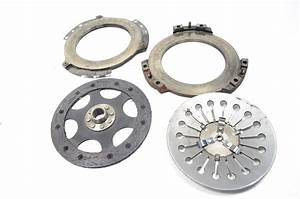 01 Bmw R1100rs R1100 Gs R Rt Clutch Kit Housing Plate Set