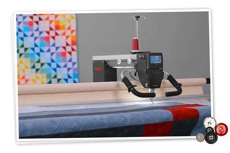 longarm quilting machine bernina q24 arm quilting machine with frame sewing
