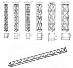 tralicci alluminio noleggio strutture in tralicci e americana in alluminio roma