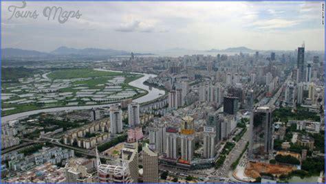 Ferry Hong Kong To Shenzhen by Hong Kong To Shenzhen Toursmaps