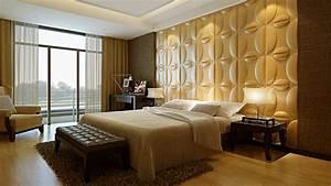 3d Wandpaneele Schlafzimmer : schlafzimmer 3d wandpaneele deckenpaneele ~ Michelbontemps.com Haus und Dekorationen