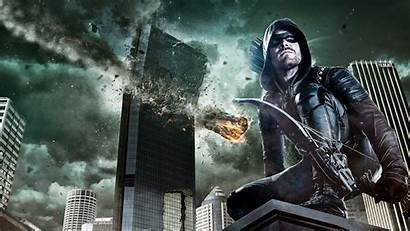 Arrow Temporada Oliver Season Wallpapers Netflix Stephen