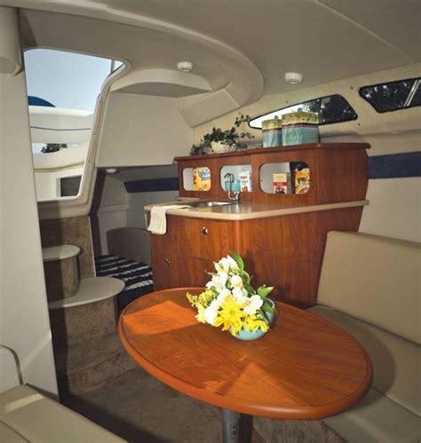 interior designing for kitchen interior of a bayliner boat interiors 4788