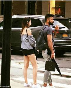 Virat Kohli joins girlfriend Anushka Sharma in New York