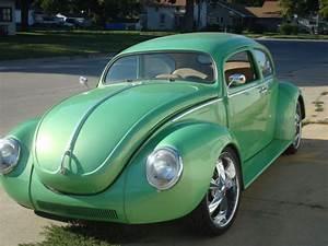 1972 Vw Super Bug Chopped Volkswagen Wild Show Stopper Fun
