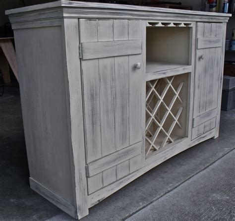 wooden wine buffet cabinet plans  plans