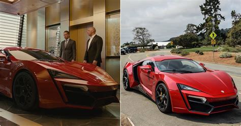 Fast & Furious: The Lykan Hypersport In Full Focus | HotCars