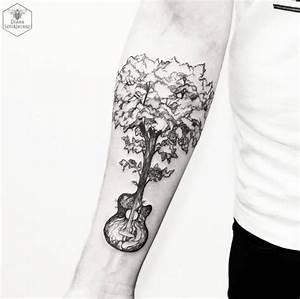 Tatouages Guitare Electrique Tattooart Hd