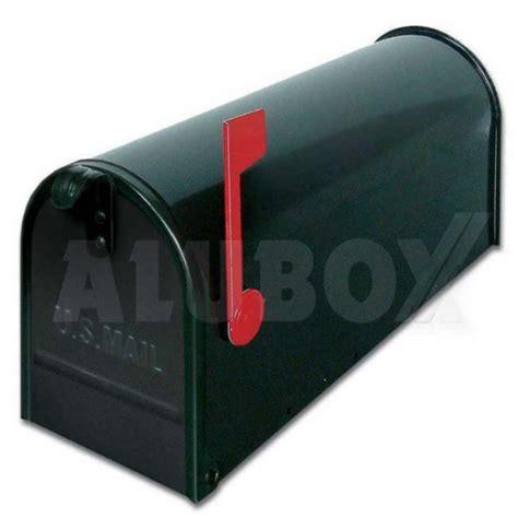 cassetta postale americana cassetta della posta americana nera
