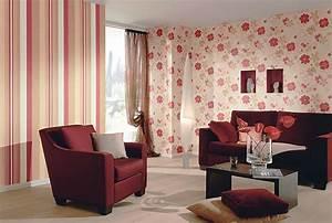 Tapeten Muster Wände : tapeten bei laarmann die malermeister bielefeld heepen ~ Markanthonyermac.com Haus und Dekorationen