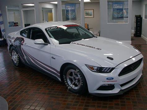 Mustang For Sale by 2016 Ford Mustang Cobra For Sale 2025025 Hemmings Motor