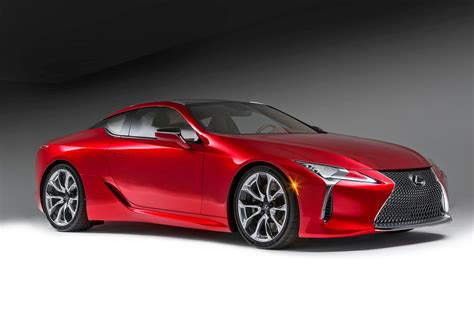2018 Lexus Lc 500 Coming Next May Armed With 471