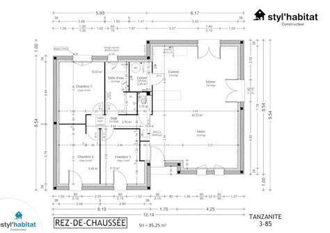 Modele de maison : TANZANITE