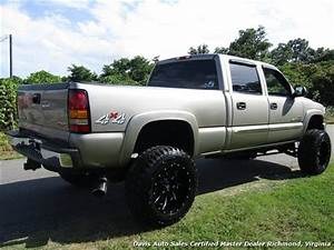 2003 Gmc Sierra 2500 Hd Slt 6 6 Duramax Diesel Lifted 4x4