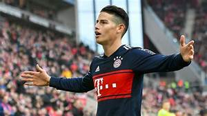 James Rodriguez Bayern Munich Stats Improve With Recent Form