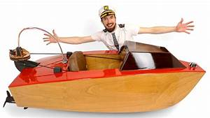 Sail Away On Diy Electric Mini Boat Made With 3d Printing