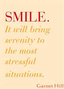 Smile Quote Tattoo
