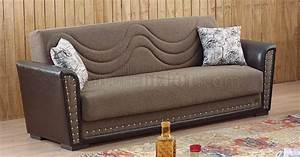 toronto sofa bed in brown fabric by empire w options With sofa bed options