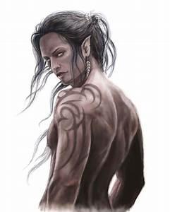 dark elf male by Ylafa   Characters   Pinterest   Search ...
