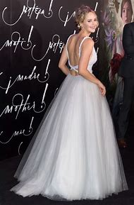 Jennifer Lawrence Wedding Dress