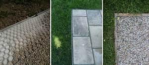Matériaux Pour Terrasse : mat riaux all e dalles stabilisatrices terrasse brique ~ Edinachiropracticcenter.com Idées de Décoration