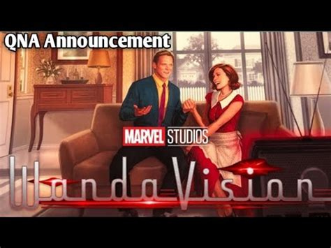 Elizabeth olsen, paul bettany, kat dennings, kathryn hahn, randall park and teyonah parris. WANDAVISION Release date moved up to 2020 | QNA ...
