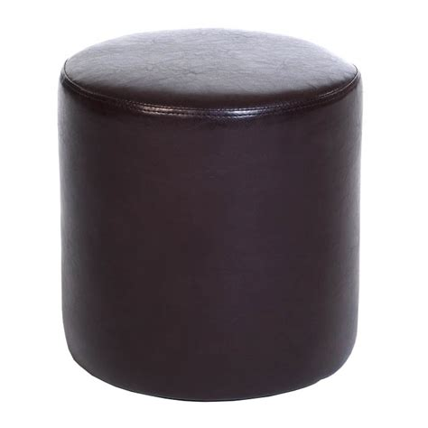 agretto faux leather  stool