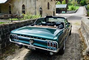 Tily - 1967 Ford Mustang GT Convertible | The Car'tell - Drive your heroes