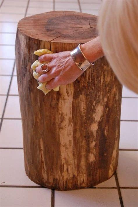 staining  tree stump tree stump furniture tree stump