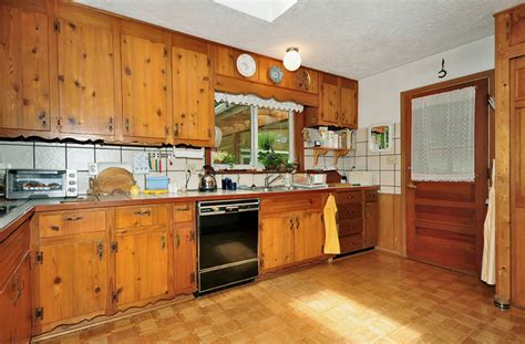 unfinished pine kitchen cabinets best knotty pine kitchen cabinets tedx designs 6634